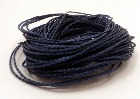 10 meters (10.94 yards) Linhasita waxed cord. Ref.: 070
