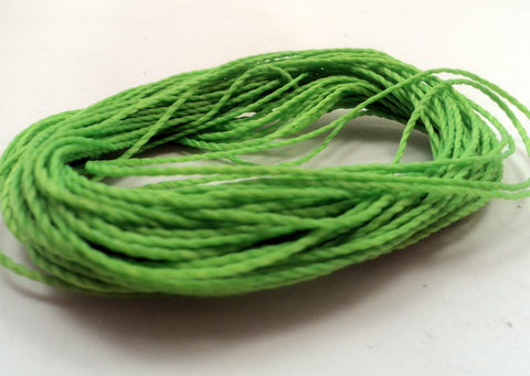 10 meters (10.94 yards) Linhasita waxed cord. Ref.: 329
