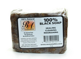 100% AFRICAN BLACK SOAP - AFRO'TIQUE