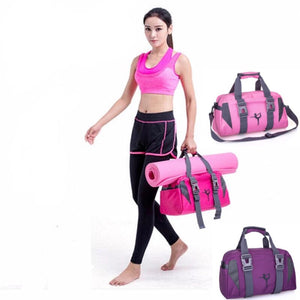 Multifunctional Yoga Bag (Without Mat)