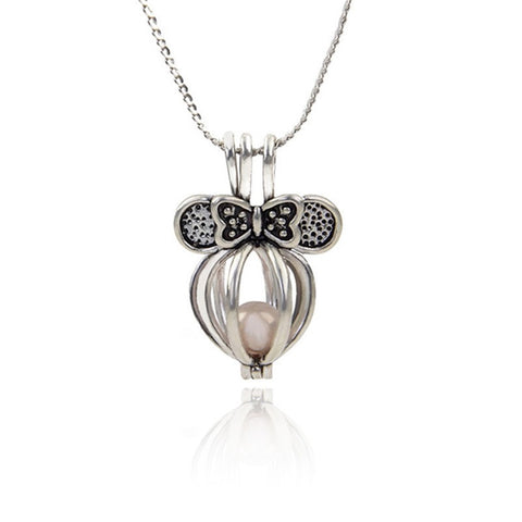 Love wish pearl necklace