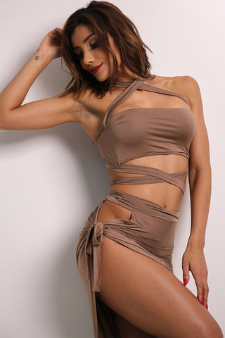 Diva Club Bandage Dress