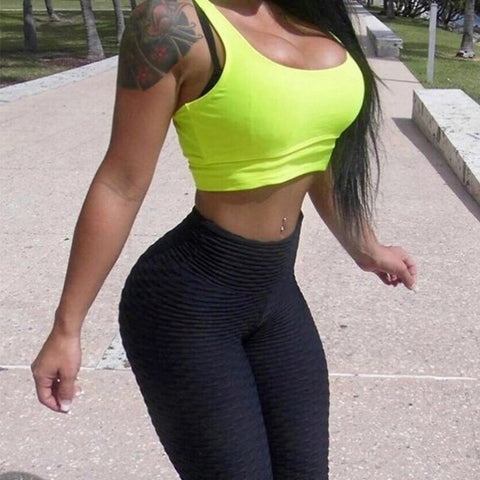 Sexy Scrunch Fitness Leggings