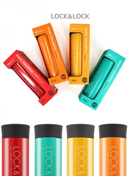 LocknLock Mini Colorful Tumbler