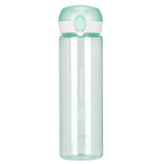 Lock & Lock HLC645GRN Eco PC Bottle 550ML