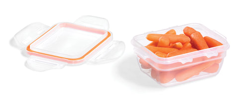 Easy Match Rectangle Style 170mL (Orange Silicon)