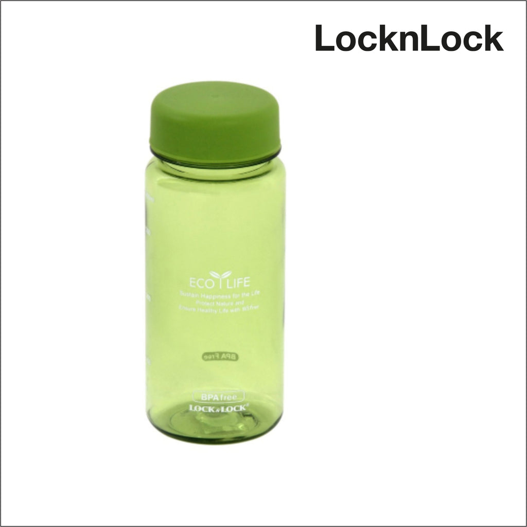 Lock and Lock Pet Eco Bottle 380ml HAP612