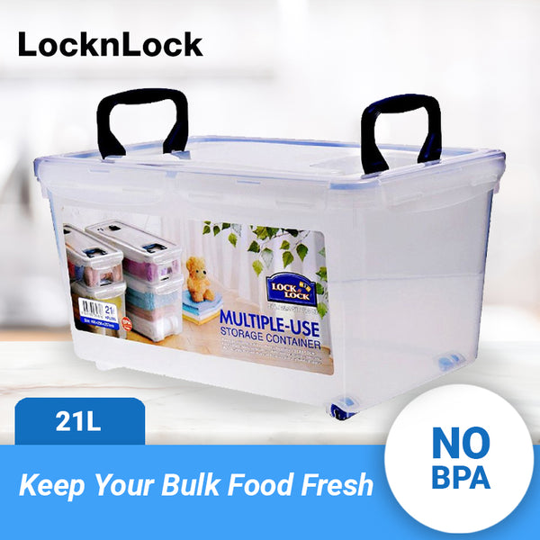 LocknLock Classic Large Airtight Container 21L HPL896