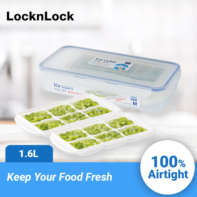 LocknLock Specials Classic Ingredient Freezer Container 1.6L HPP223S2A