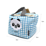 Lock and Lock Panda Handy Bag Set HPL852SE