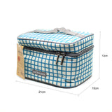 Lock and Lock Check patterned Handy Bag HP815CC