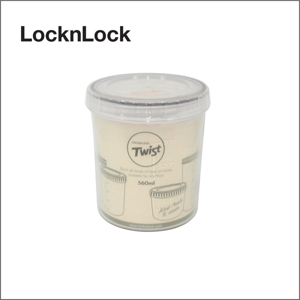 Lock and Lock Twist Container 560ml LLS122