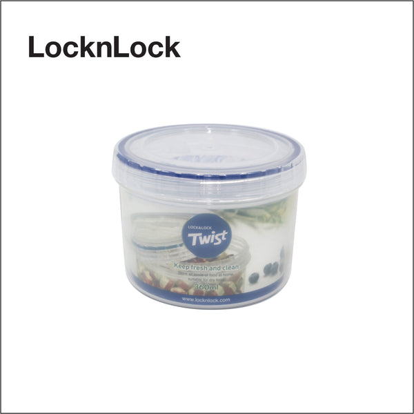 Lock and Lock Twist Container 360ml LLS121