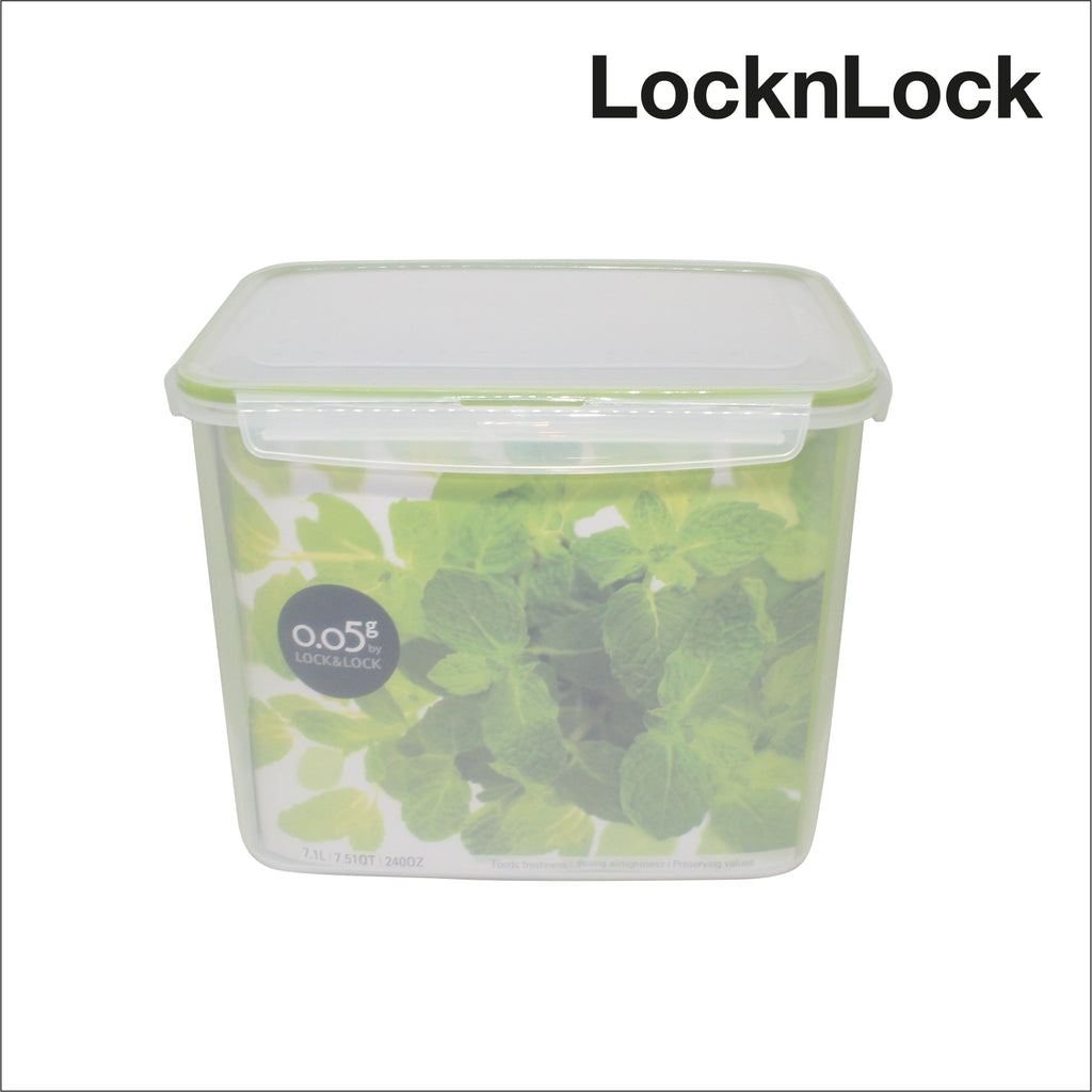 LocknLock 0.05g Airtight Food Storage Container Rectangular 7.1L ZZF141N