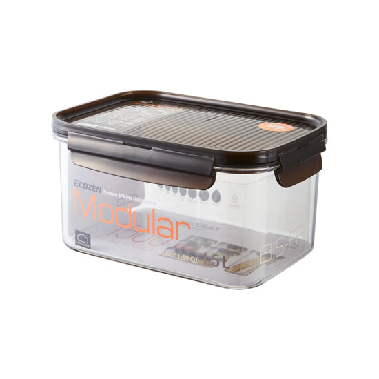 LocknLock Bisfree Modular Rectangular Food Container 1.5L LBF405