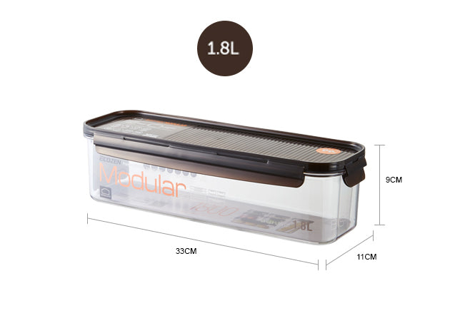 LocknLock Bisfree Modular Rectangular Food Container 1.8L LBF410