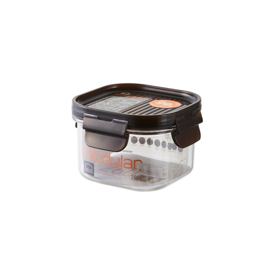 LocknLock Bisfree Modular Square Food Container 260ML LBF450