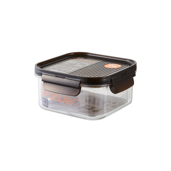 LocknLock Bisfree Modular Square Food Container 600ML LBF451