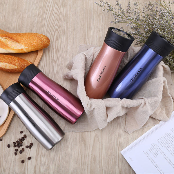 LocknLock Pin Vacuum Tumbler 420ml