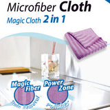 Microfiber Abrasive Cloth Floor Cleaning 40 x60 cm