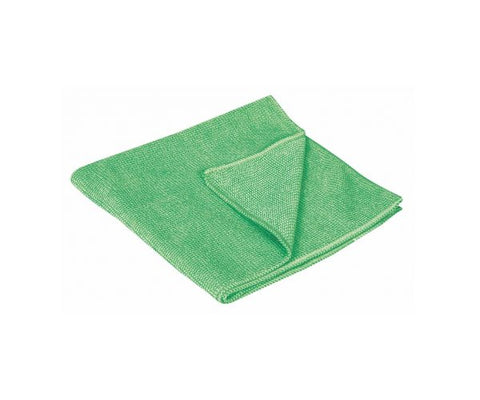 High Performance Cleaning Cloth Green 30 x 32cm