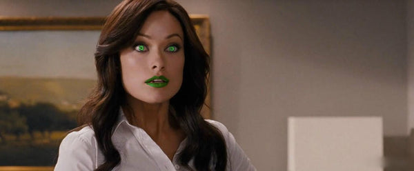 Olivia Wilde Mind Controlled