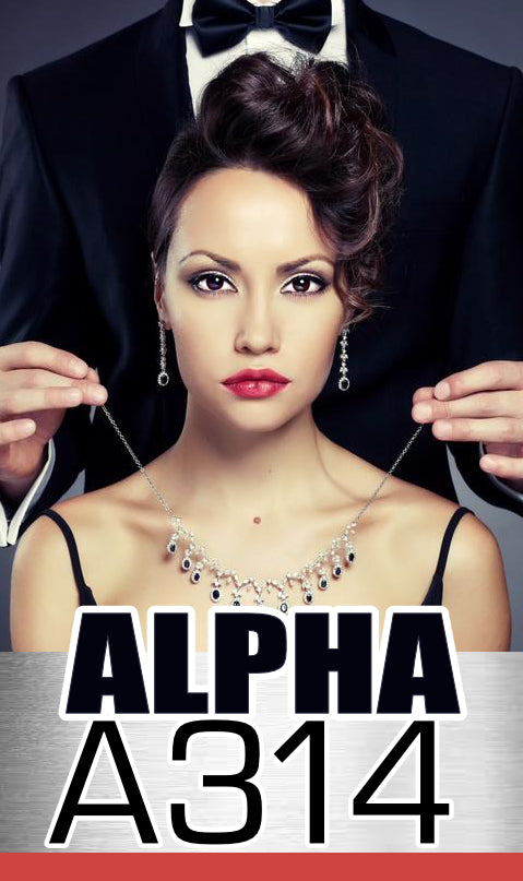 Alpha A314 Trust & Respect Pheromone for Men