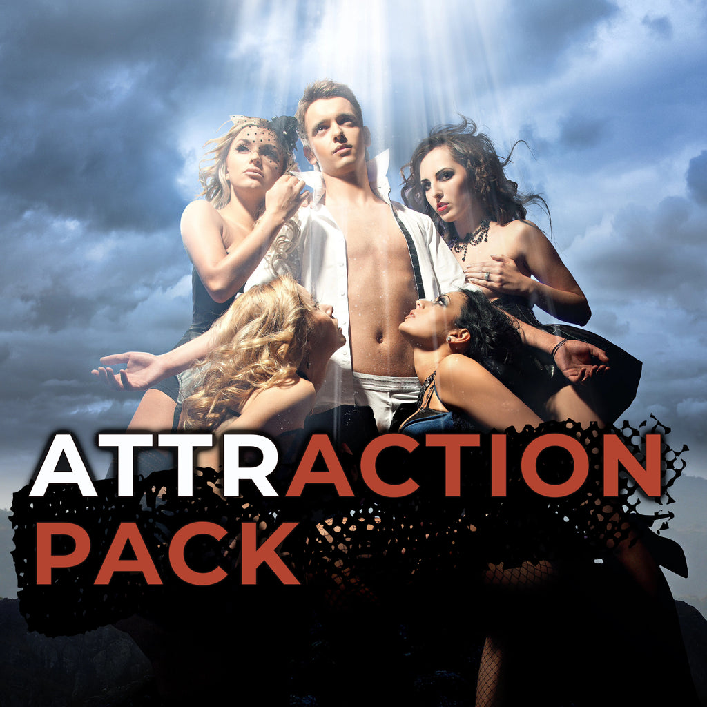Attraction Pack for Men — Launch Edition