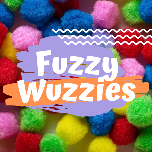 Fuzzy Wuzzies -- Warm, Giggly, Happy Comfort Pheromone