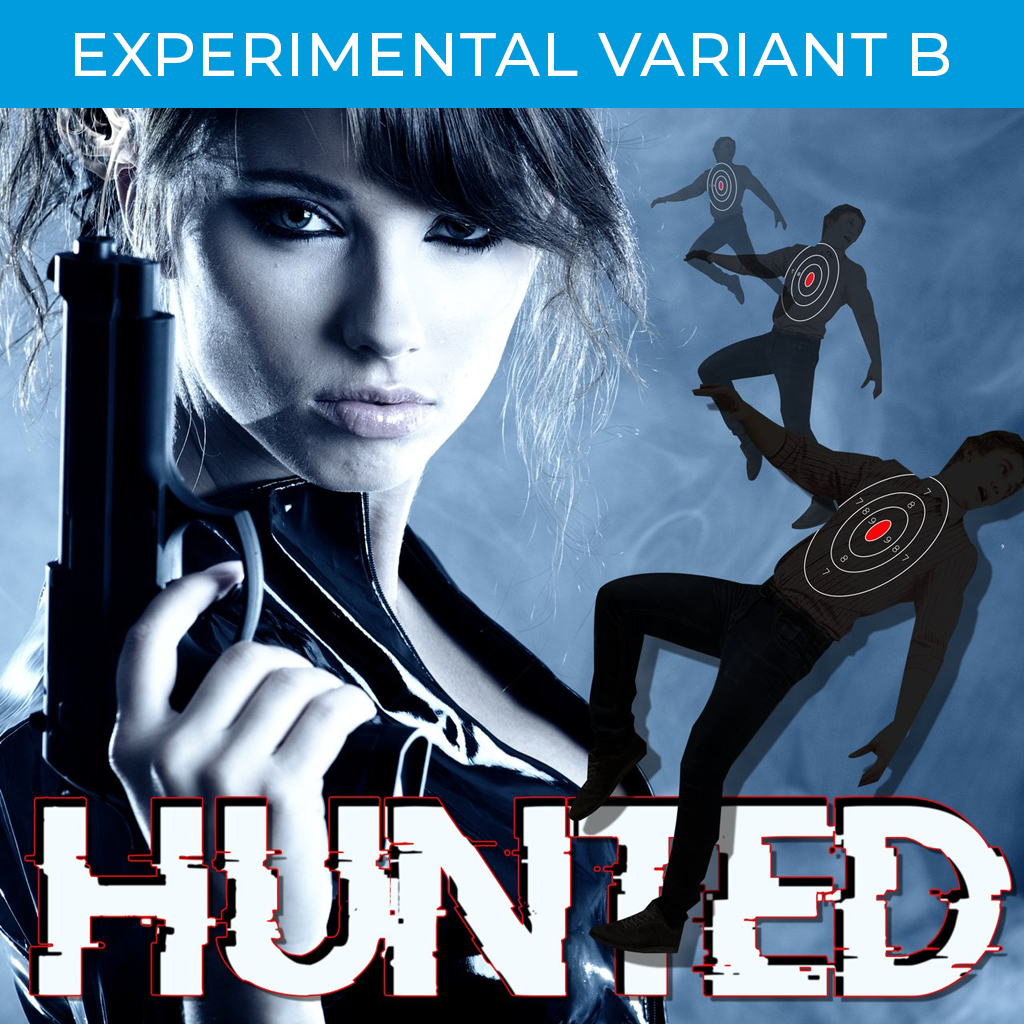 Hunted For Men v1.4 Experimental Variant B