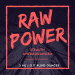Raw Power - Intense & Uninhibited Masculine Energy - Pheromone Oil for Men - Androtics