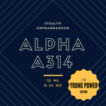 Stealth A314 - Young Power Edition - Pheromone Oil for Under 30 Year Old Men - Androtics