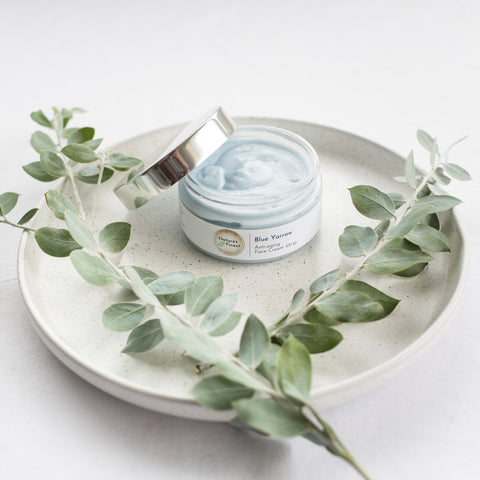 Blue Yarrow Face Cream - Nature's Finest By K