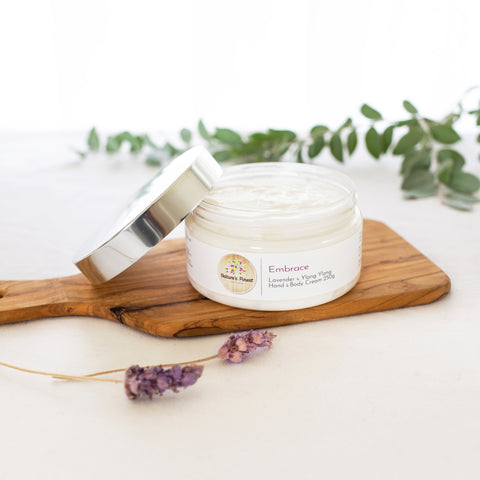 Hand and Body Moisturisers - Nature's Finest By K