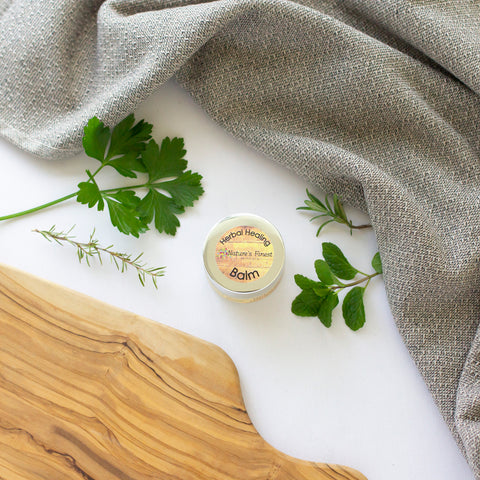 Herbal Healing Balm - Nature's Finest By K