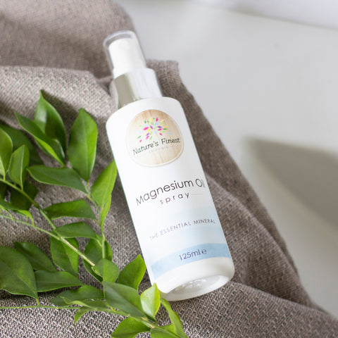 Magnesium Oil Spray - Nature's Finest By K