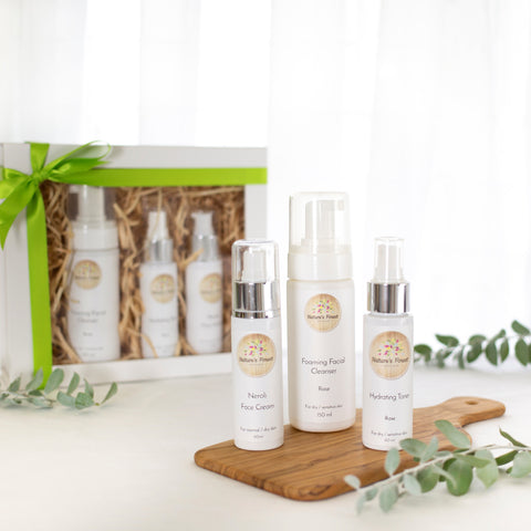 Skincare Basics Set - Nature's Finest By K