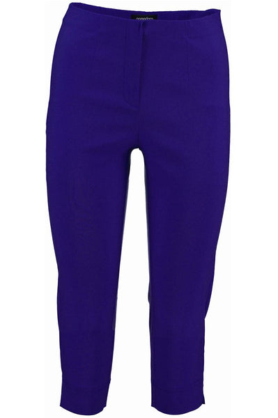 Bengalin Crop Cobalt Trouser