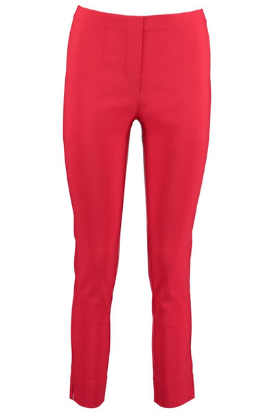 Bengalin 7/8 Red Trouser