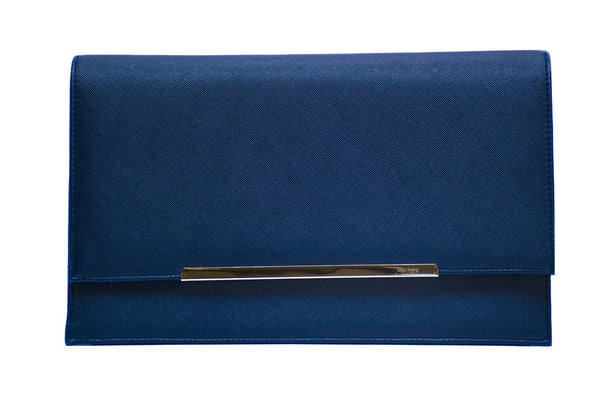 Multi Compartment Oversized Clutch