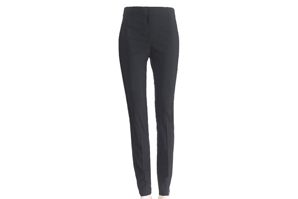 Black Ficelle Trousers