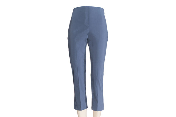 Airforce Blue Ficelle Capri Pants