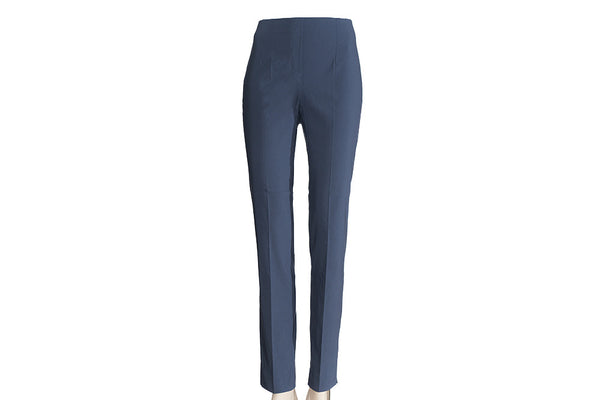 Airforce Blue Ficelle Trousers