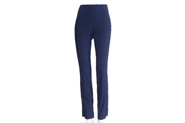 Navy Ficelle Trousers