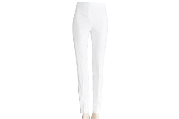 White Ficelle Trousers
