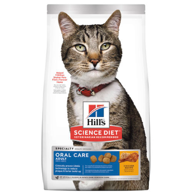 Hills Feline Adult Oral Care 2kg