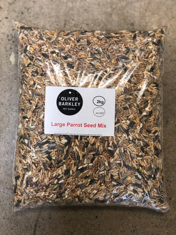 Large Parrot Seed 5kg