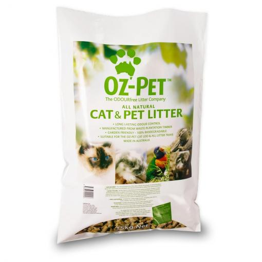 Oz Pet Litter 15kg