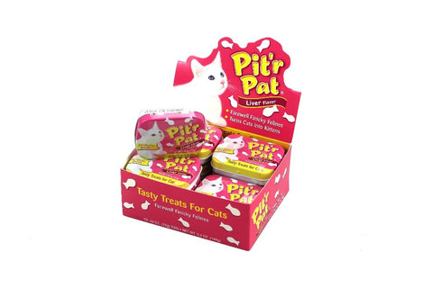 Pit r Pat Cat Breath Treats
