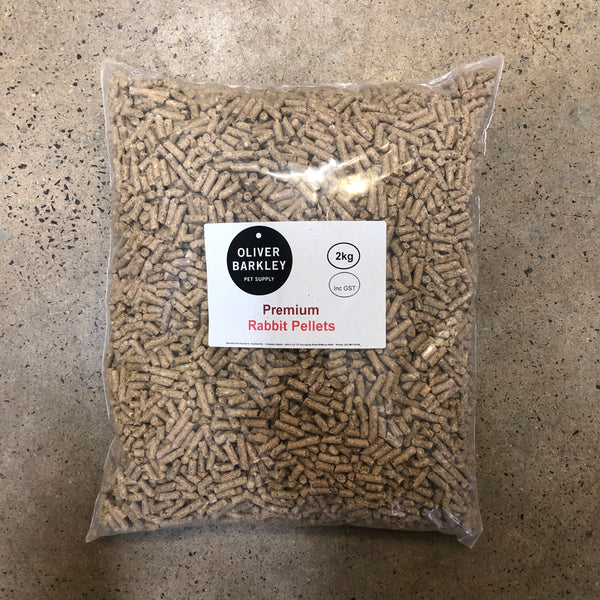 Rabbit Pellets 2kg